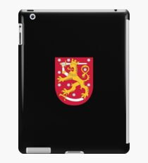 Coat of Arms (Finland) iPad Case/Skin