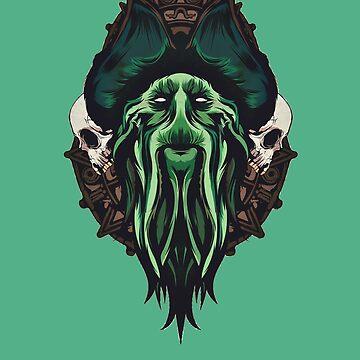 Davy Jones by LionsCrown