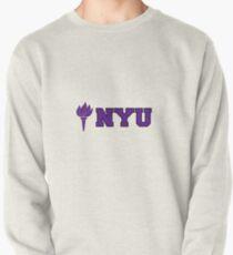 Sudadera cerrada NYU