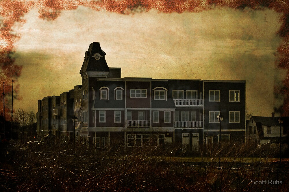 Welcome Home, Sanitarium by Scott Ruhs