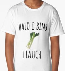 Halo I Bims 1 Lauch Long T-Shirt