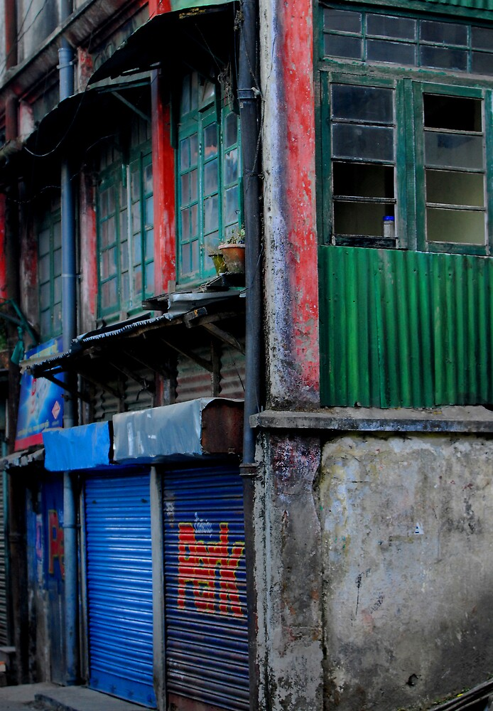 Darjeeling Corner by Bob Miller
