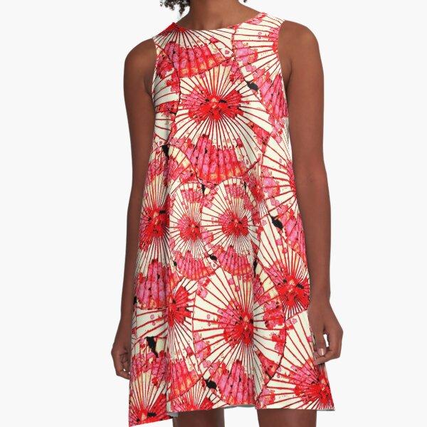 PARASOLS 2 A-Line Dress