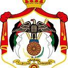 Coat of Arms (Jordan) by Omar Dakhane