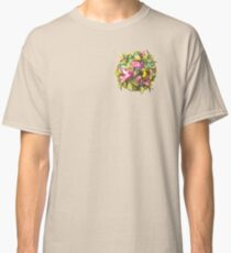 Flowers and Birds 1 Classic T-Shirt