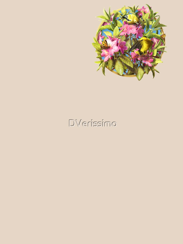 Flowers and Birds 1 by DVerissimo