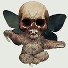 Sloths, Goths, and Moths by mycolour