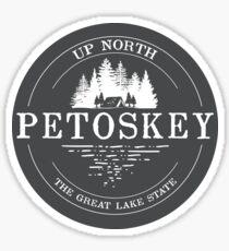 Petoskey Sticker