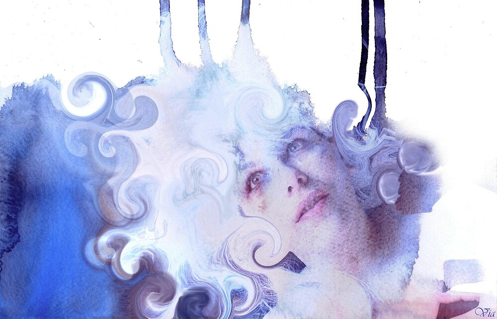 BLUE by Via Violet