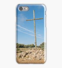 Santiago Path Cross (Spain) iPhone Case/Skin