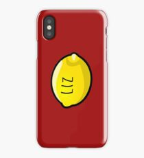Liz Lemon the Lemon iPhone Case/Skin