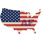 American AF for Americans by texashandmade