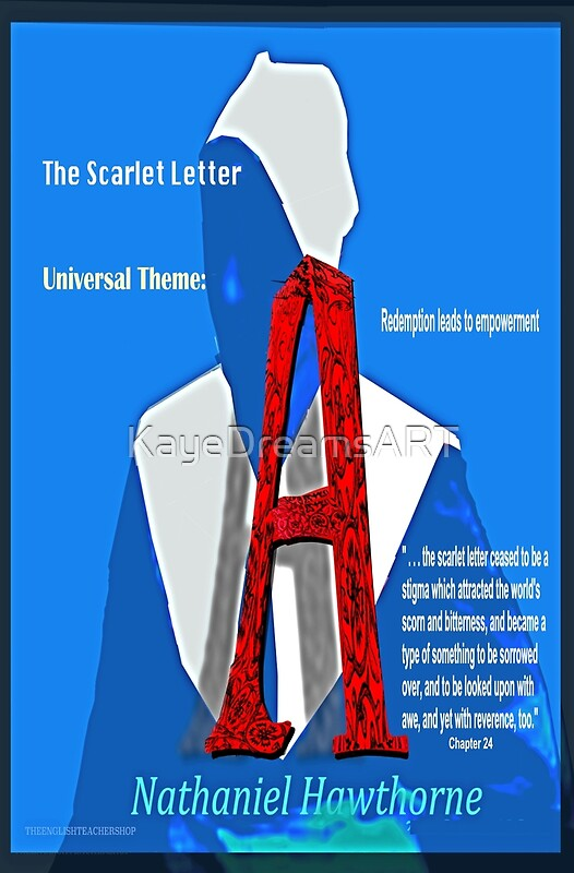 The Scarlet Letter Universal Theme