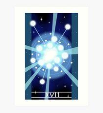 Dota Tarot card - Io (Wisp) Art Print