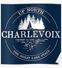 Charlevoix Poster