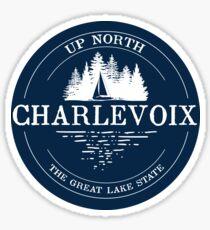 Charlevoix Sticker