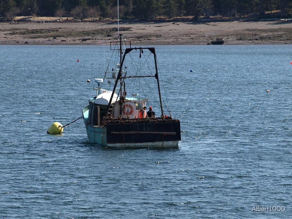 NC fishing boat #3 by Albert1000