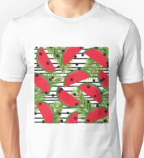 Tropical Watermelons Unisex T-Shirt