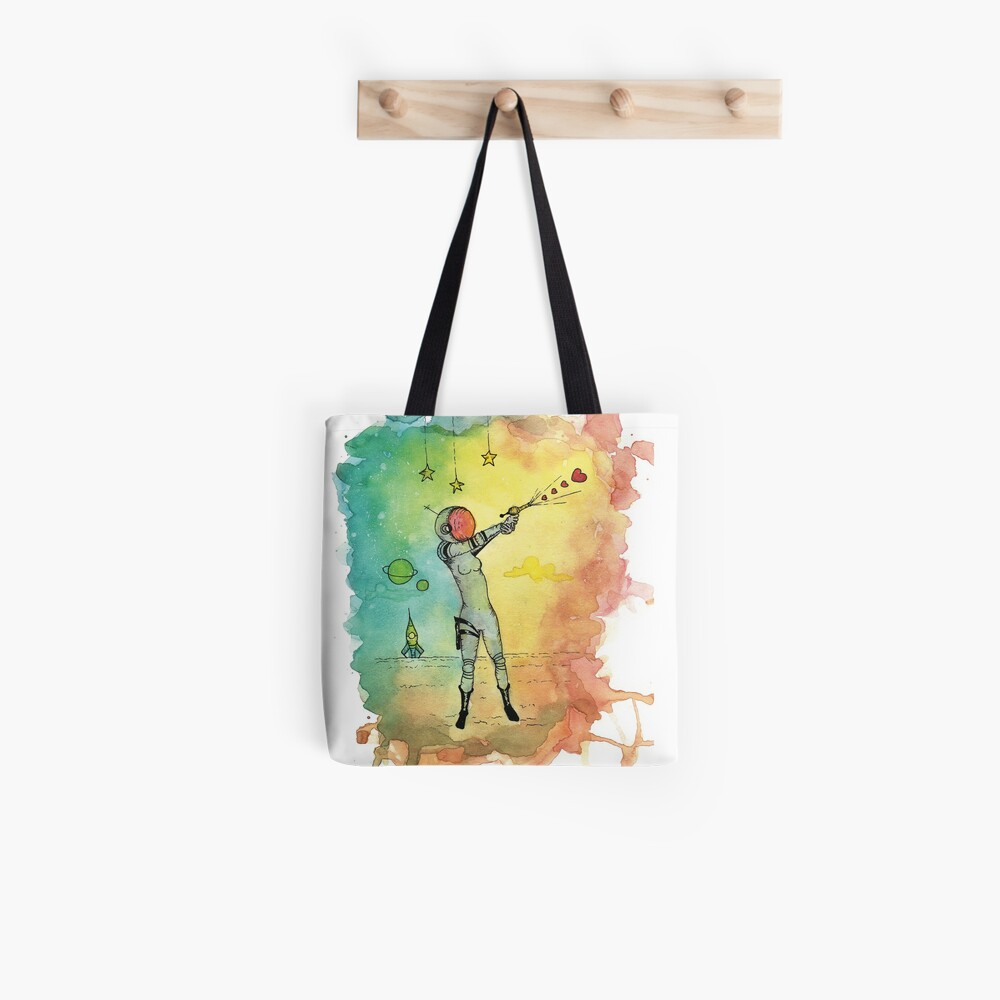 Fight For Your Love  Tote Bag