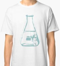 I'd tell you a chemistry joke Classic T-Shirt