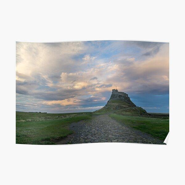 Lindisfarne Castle. Poster