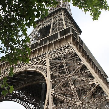 The Eiffel Tower by MagicTypewriter