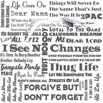 2 Pac Tribute Lyrics  by FilmFactoryRayz