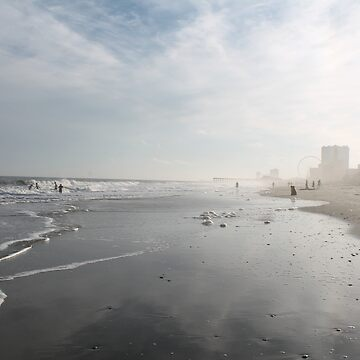 Beachfront by MagicTypewriter