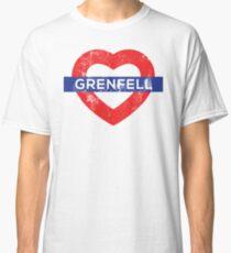 Grenfell tower shirt Classic T-Shirt