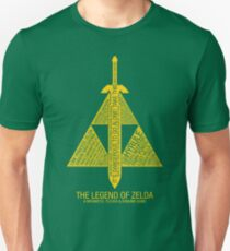 The Legend of Zelda Unisex T-Shirt