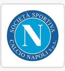 Pegatina Napoli calcio