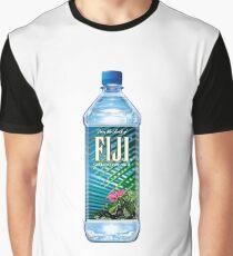 FIJI WATER BOTTLE Graphic T-Shirt