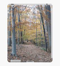 Yellow Autumn Leaves iPad Case/Skin