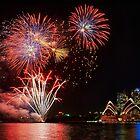 Opera House Fireworks by Ian English