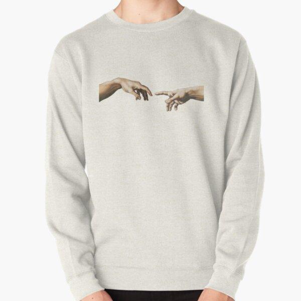 Creation of Adam Pullover Sweatshirt