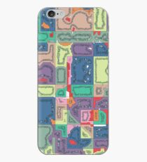 Basic Bloc iPhone Case