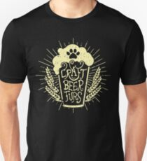 Craft Beer Furs T-Shirt