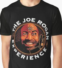 Joe Rogan Experience - UK Delivery Graphic T-Shirt