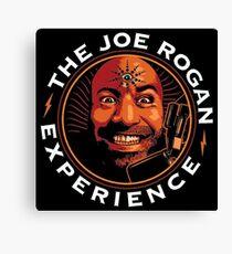 Joe Rogan Experience - UK Delivery Canvas Print