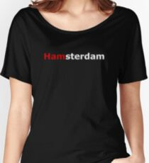 Hamsterdam Women's Relaxed Fit T-Shirt