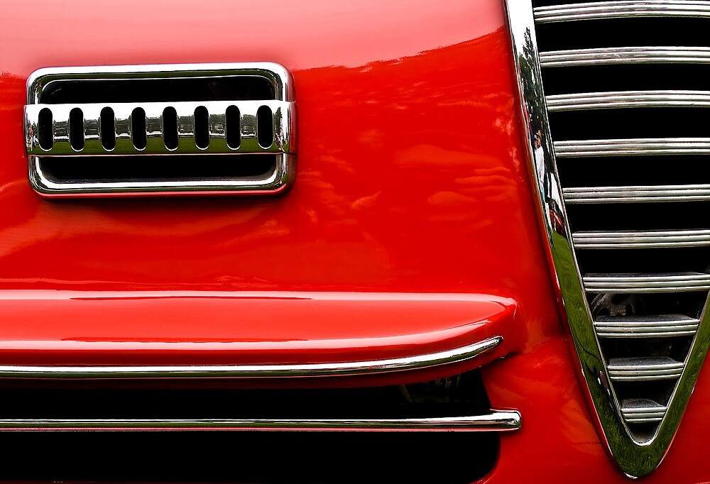 Red Alfa by James Howe