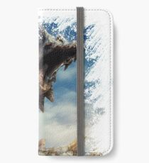 Lord of Sea, Lagiacrus. iPhone Wallet/Case/Skin