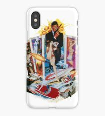 Live and Let Die 007 James Bond iPhone Case/Skin
