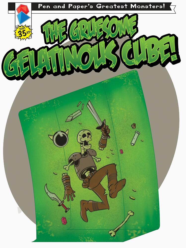 Gelatinous Cube by ScarsdalePunk