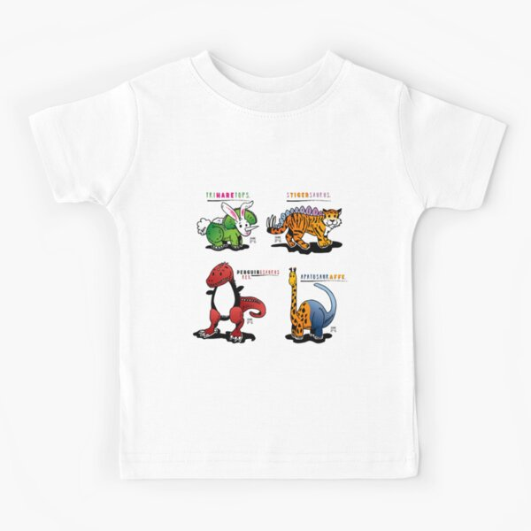 DINOMALS™: CUTESY Kids T-Shirt