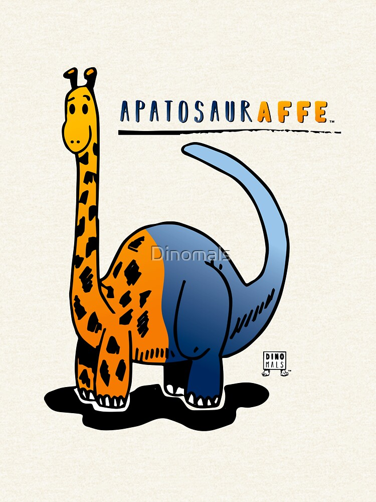 APATOSAURAFFE™ by Dinomals