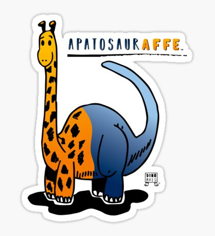 APATOSAURAFFE™ Sticker