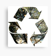 Ecology Metal Print