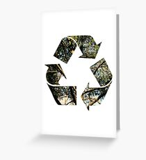 Ecology Greeting Card