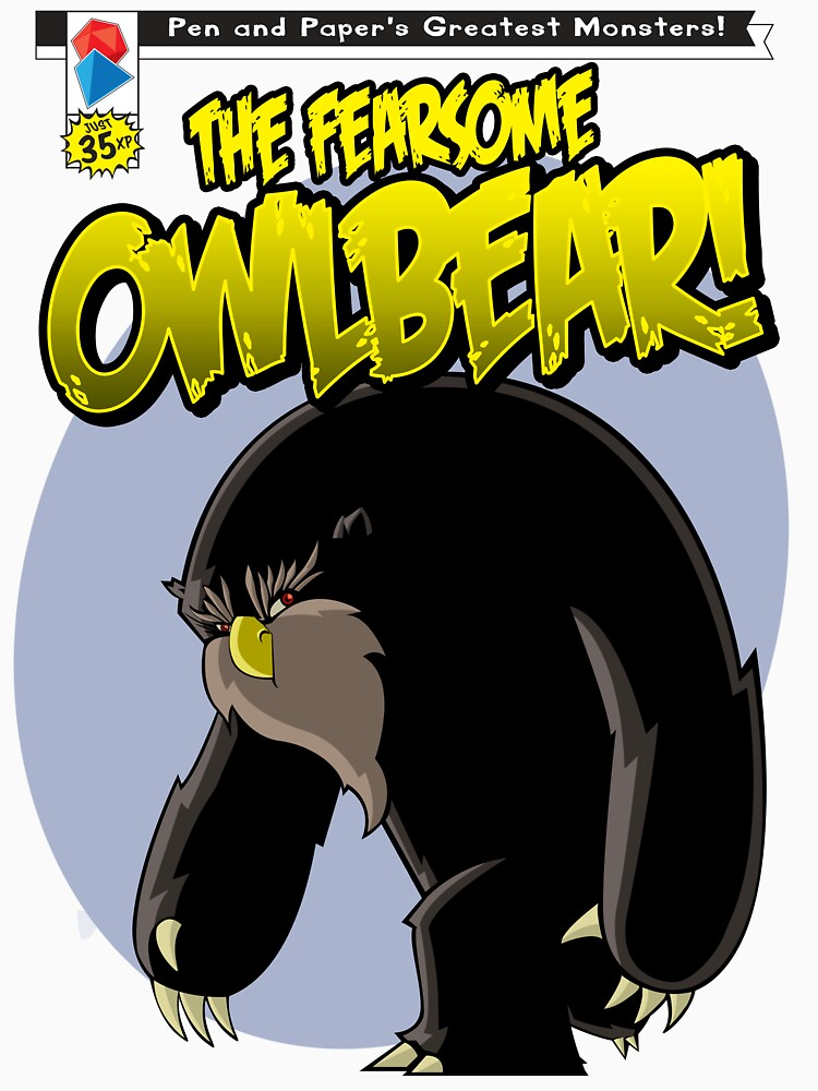 The Owlbear by ScarsdalePunk